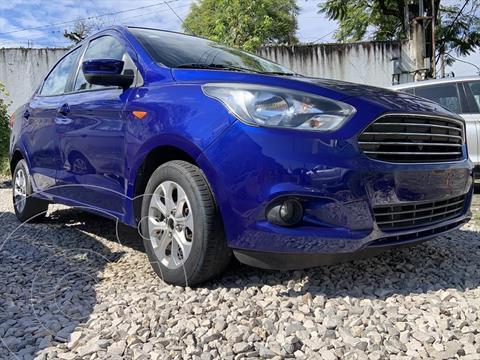 Ford Figo Sedan Titanium Aut usado (2017) color Azul Electrico precio $164,999