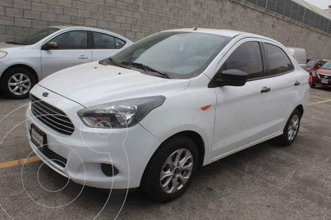 Ford Figo Sedan Energy usado (2017) color Blanco precio $152,000