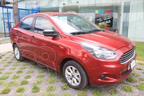 Ford Figo Sedan Energy usado (2018) color Rojo precio $180,000