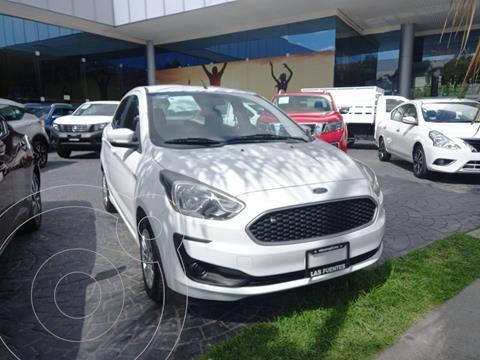 Ford Figo Sedan Impulse usado (2019) color Blanco precio $195,000