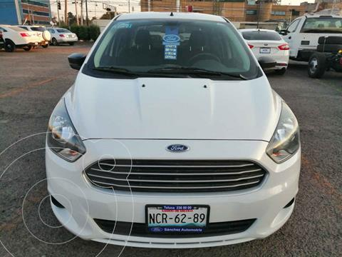 Ford Figo Sedan Version usado (2018) color Blanco precio $162,000