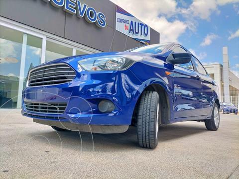Ford Figo Sedan Energy usado (2018) color Azul precio $177,500