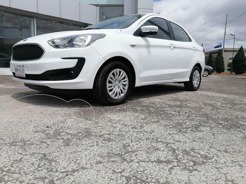 Ford Figo Sedan Impulse usado (2020) color Blanco precio $212,000