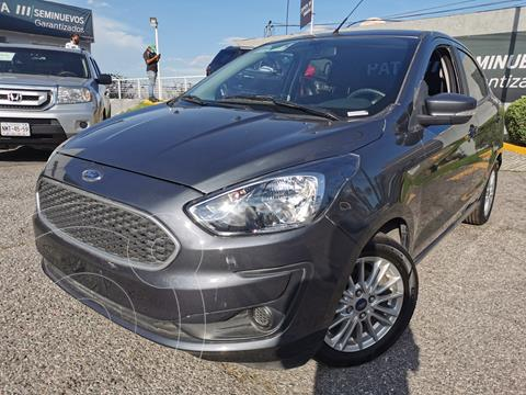 Ford Figo Sedan Energy usado (2020) color Gris Hierro precio $220,000