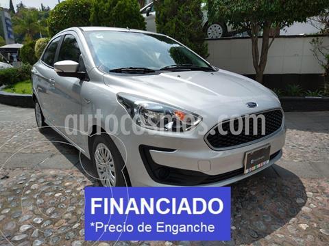 Ford Figo Sedan Impulse usado (2019) color Plata precio $45,750