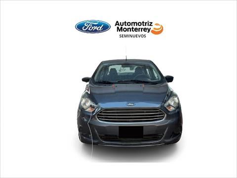 Ford Figo Sedan Impulse Aut A/A usado (2018) color Gris precio $169,900