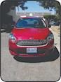 Ford Figo Sedan Impulse  usado (2017) color Rojo Rubi precio $140,000