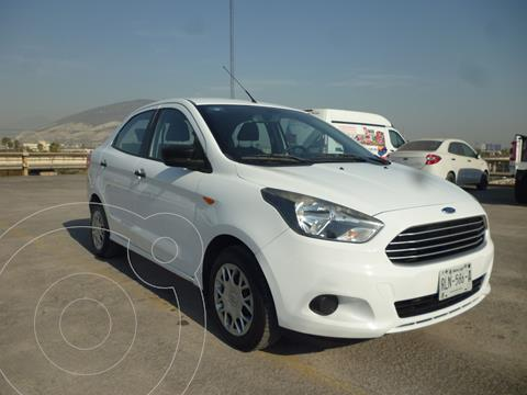 Ford Figo Sedan Impulse  usado (2017) color Blanco precio $145,000