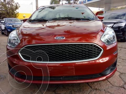 Ford Figo Sedan IMPULSE TM A/A 4 PTAS 1.5L usado (2020) color Rojo precio $208,000