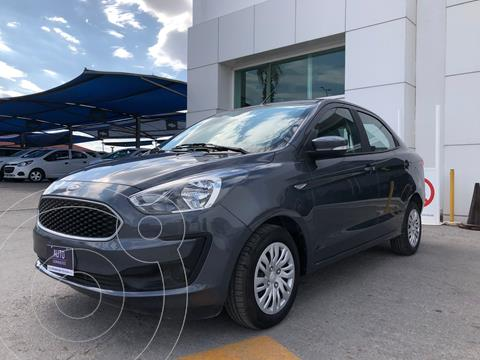 Ford Figo Sedan Impulse usado (2019) color Gris precio $200,000