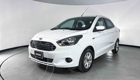 Ford Figo Sedan Titanium usado (2018) color Blanco precio $182,999