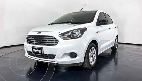 Ford Figo Sedan Energy usado (2018) color Blanco precio $167,999