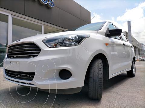 Ford Figo Sedan Energy usado (2018) color Blanco Oxford precio $174,900