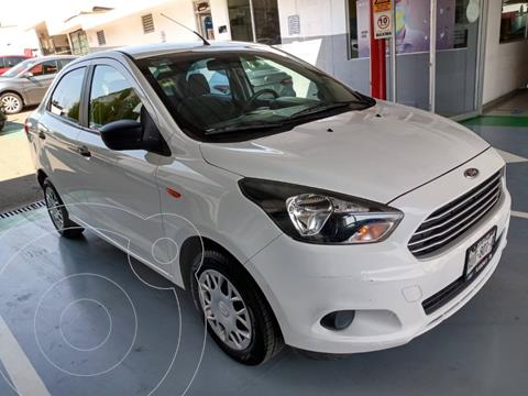 Ford Figo Sedan Impulse  usado (2018) color Blanco precio $165,000