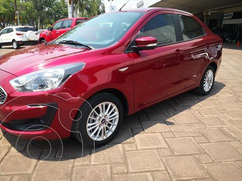 Ford Figo Sedan Energy usado (2019) color Rojo precio $195,000