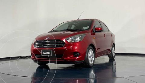 Ford Figo Sedan Titanium Aut usado (2016) color Rojo precio $162,999