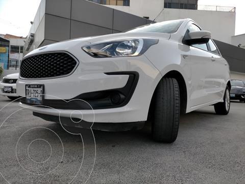Ford Figo Sedan Energy usado (2020) color Blanco precio $225,000