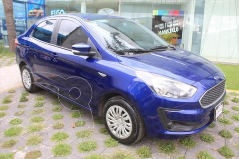 foto Ford Figo Sedán Impulse A/A usado (2019) color Azul Eléctrico precio $158,000