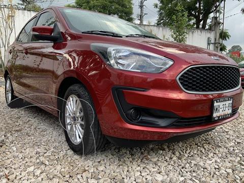 Ford Figo Sedan ENERGY TM 4 PTAS 1.5L usado (2020) color Rojo precio $219,999