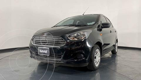 Ford Figo Sedan Version usado (2016) color Negro precio $124,999