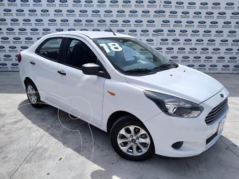 Ford Figo Sedan Energy usado (2018) color Blanco precio $165,000