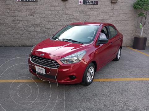 Ford Figo Sedan Energy usado (2018) color Rojo precio $165,000