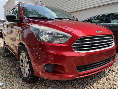 Ford Figo Sedan Energy usado (2018) color Rojo precio $159,999