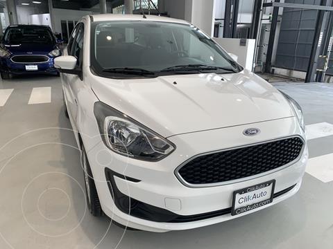 Ford Figo Sedan Impulse usado (2020) color Blanco precio $230,000