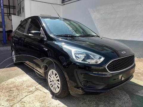 Ford Figo Sedan Impulse A/A usado (2019) color Negro precio $160,000