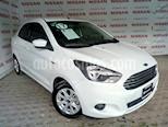 Foto venta Auto Seminuevo Ford Figo Sedan Titanium Aut (2017) color Blanco precio $185,000