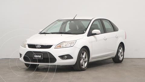 Ford Focus Exe Trend 1.6L usado (2013) color Blanco Oxford precio $1.050.000