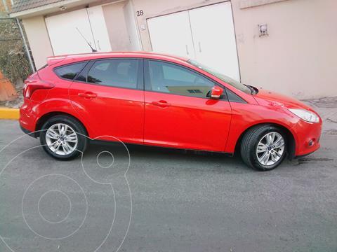 Ford Focus Hatchback Trend Aut usado (2014) color Rojo Racing precio $150,000