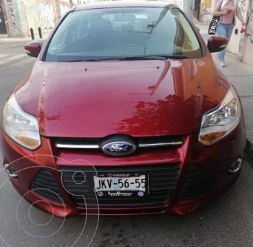 Ford Focus Hatchback SEL Aut usado (2013) color Rojo precio $132,000