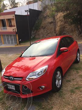 Ford Focus Hatchback SE Luxury Aut usado (2014) color Rojo precio $129,000