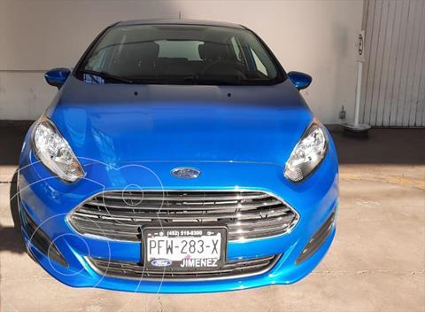 Ford Focus Hatchback SE Aut usado (2017) color Azul Electrico precio $185,000