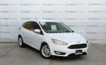 Foto venta Auto usado Ford Focus Hatchback SE Appearance Aut (2015) color Blanco Oxford precio $179,000