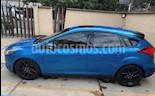 Foto venta Auto usado Ford Focus Hatchback SE Appearance Aut (2015) color Azul Brillante precio $185,000