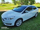 Foto venta Auto usado Ford Focus One 4P Edge 1.6 color Blanco precio $650.000