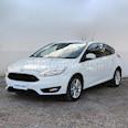 Foto venta Auto usado Ford Focus One 5P 1.6 Edge (2017) color Blanco precio $583.000