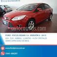 Foto venta Auto usado Ford Focus One 5P 1.6 Edge (2013) color Rojo