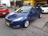 Foto venta Auto usado Ford Focus One 5P 1.6 Edge (2017) color Azul precio $590.000