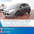 Foto venta Auto usado Ford Focus One 5P Ambiente 1.6 (2014) color Gris Oscuro precio $638.000