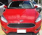 Foto venta Auto usado Ford Focus One 5P Edge 1.6 (2016) color Rojo precio $620.000