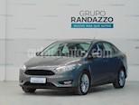 foto Ford Focus One 4P Edge 1.6 usado (2017) color Gris Oscuro precio $1.107.000