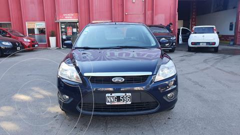 Ford Focus One 4P Edge 1.6 usado (2013) color Azul precio $980.000