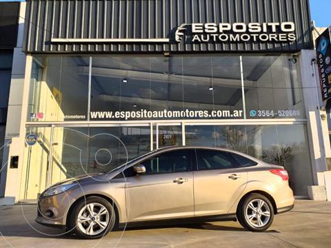 Ford Focus One 5P 1.6 Edge usado (2014) color Beige precio $1.290.000