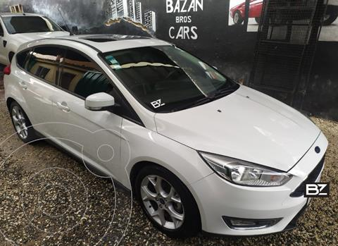 Ford Focus One 4P Edge 1.6 usado (2016) color Blanco precio $1.690.000