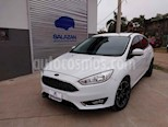 foto Ford Focus One 5P Edge 1.6 usado (2016) color Blanco precio $1.100.000