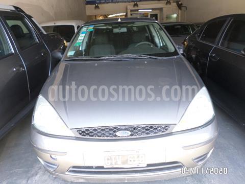 Ford Focus One 5P 1.6 Edge usado (2007) color Gris Oscuro precio $500.000