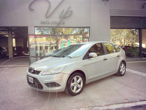 Ford Focus One 5P Edge 1.6 usado (2009) color Gris Claro precio $870.000